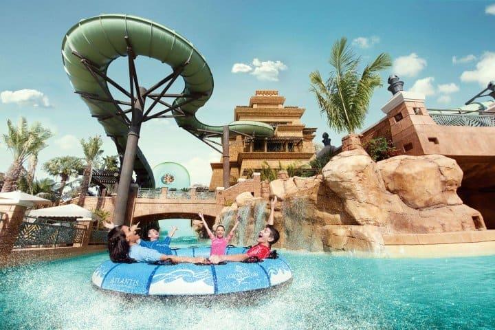 Hotel Atlantis. Foto: Tai Pan Touristik Vacaciones en Atlantis Las Bahamas