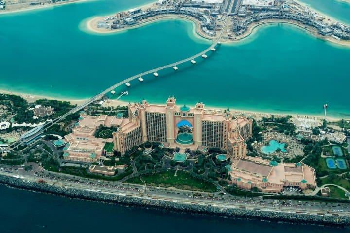 Hotel Atlantis Dubai. Foto: Christoph Schulz