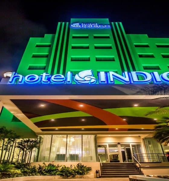 Hotel Indigo Veracruz Foto igh com
