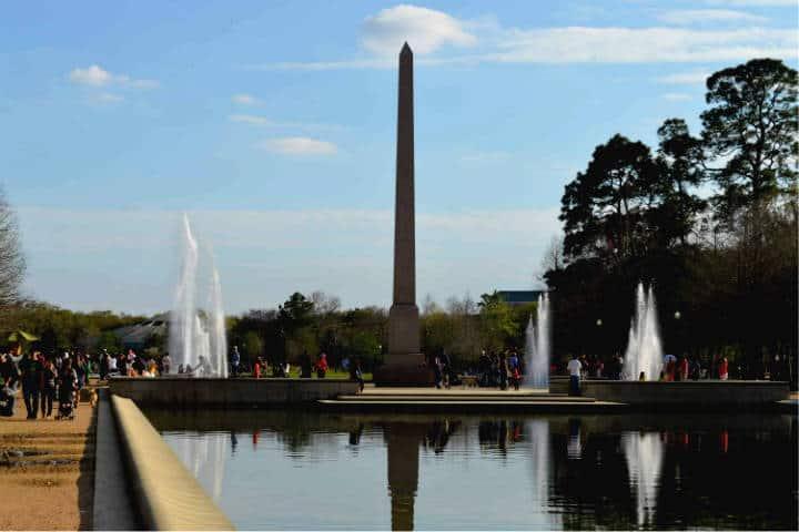 Memorial Park. Foto Houston Prime Realty.