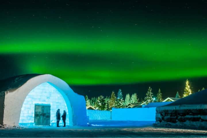 Ice Hotel. Suecia. Imagen: Idealista