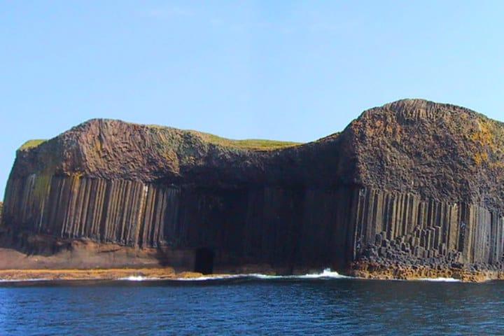 Isla Staffa Foto AJ Alfieri-Crispin