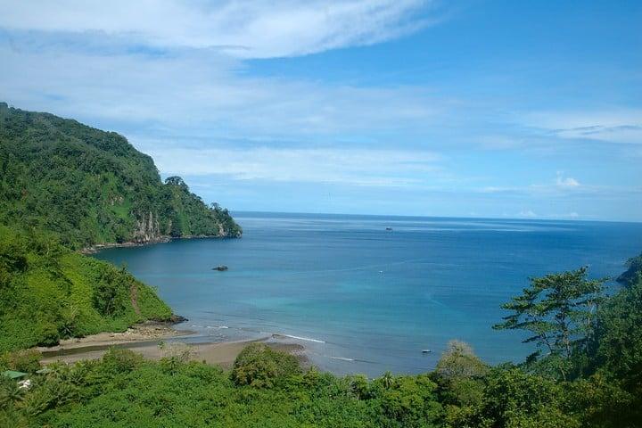 Isla del Coco. Foto: Enrique Balsevicius
