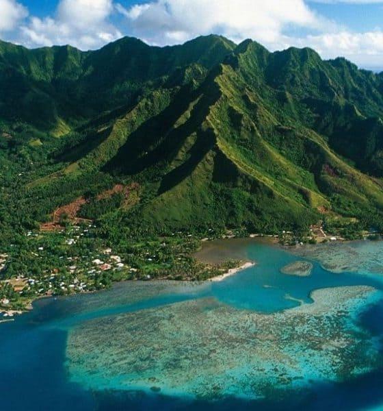 Isla del coco. Foto: Roger Barrantes Vega