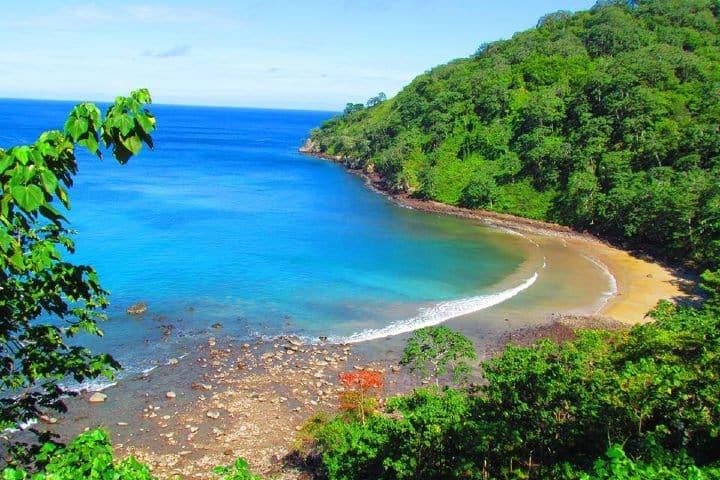 Isla del coco. Foto: Preserve Planet
