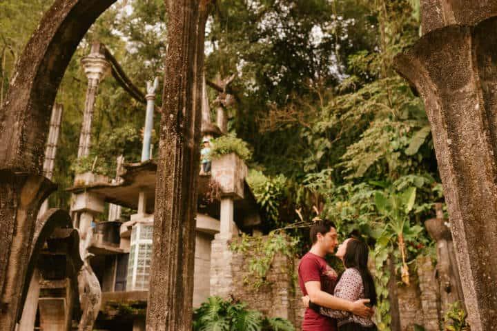 Jardín Surrealista Edward James. Xixitla. Foto Sergio Quezada 5