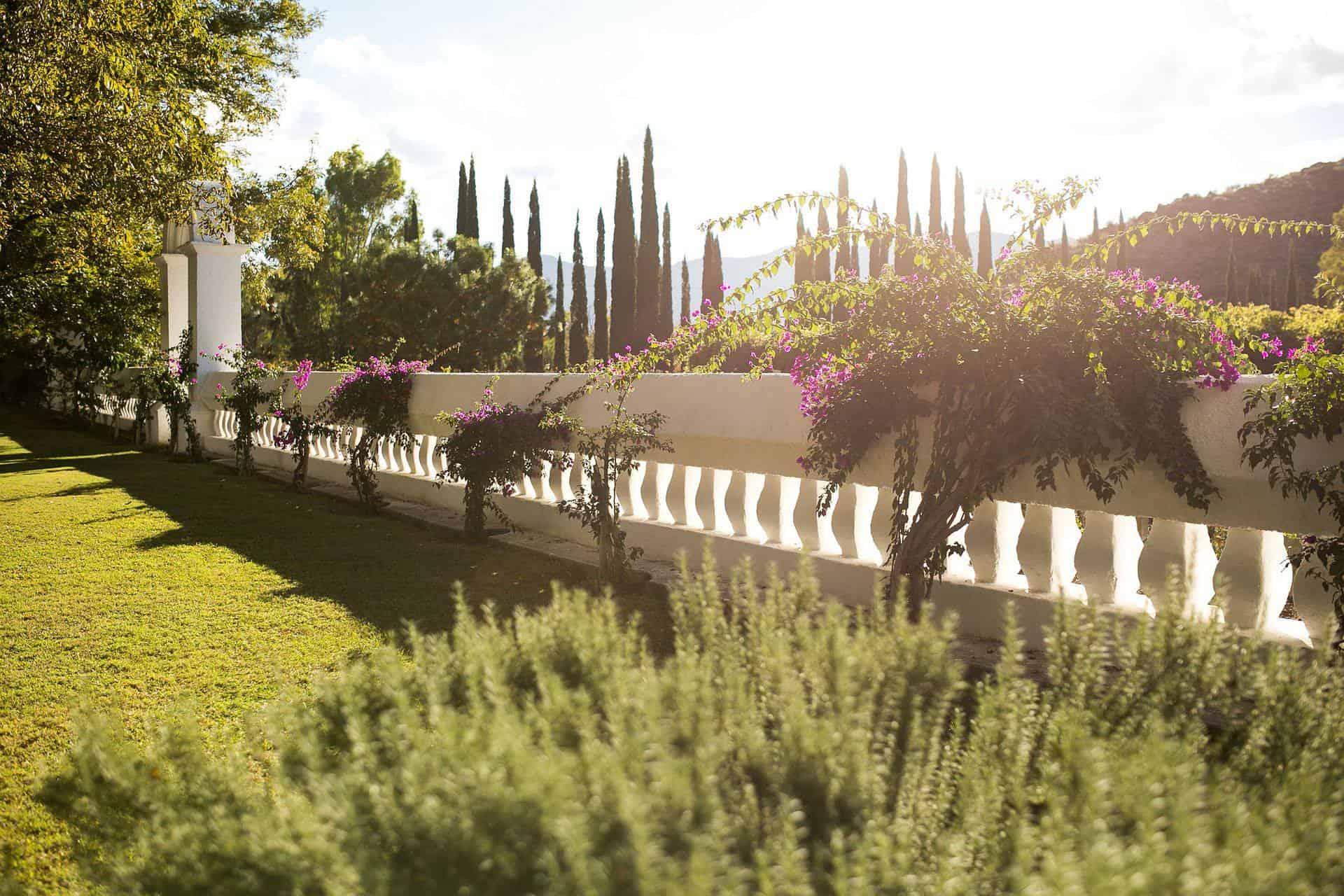 Jardines Foto Casa Madero