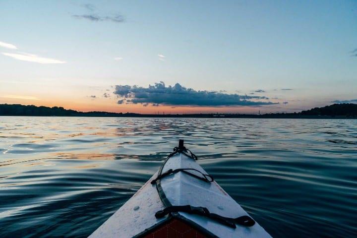 Kayak. Foto: Joshua Ness Recorrido por las Bahías de Huatulco