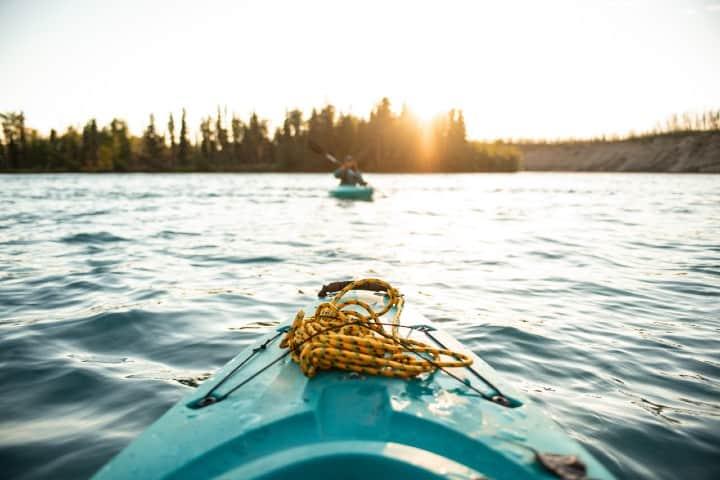 Kayak. Foto: McKayla Crump