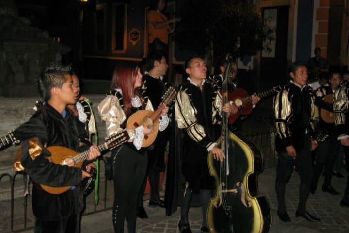 Las Callejoneadas de Guanajuato. Foto Archivo 7