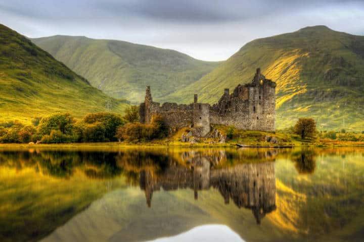 Escocia. Foto La Vanguardia.