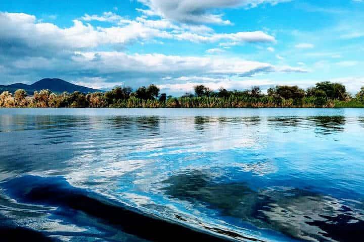 Lago de Pátzcuaro. Michoacán. Foto. Archivo 3