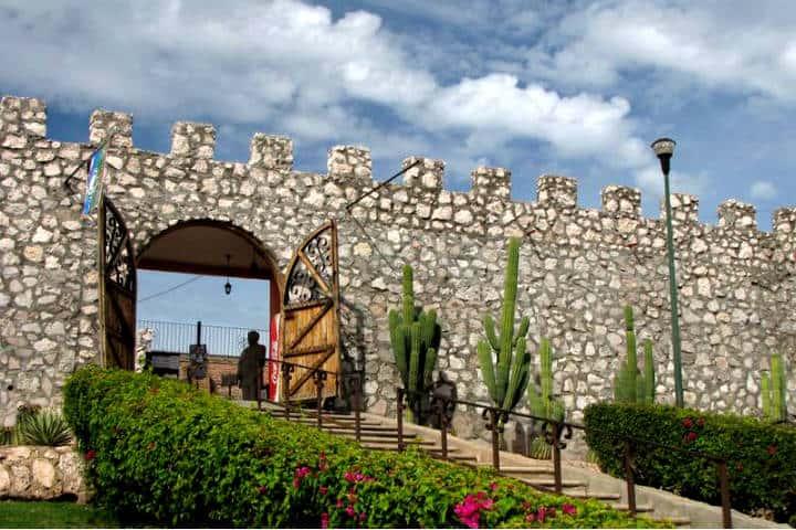 El Fuerte Sinaloa pueblo mágico. Foto México en Fotos.