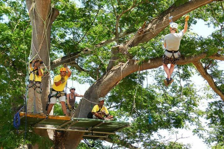Huana Coa Canopy Adventure. Foto Mazatlan.