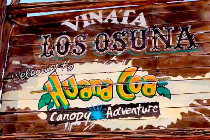 Huana Coa Canopy Adventure. Foto MexResorts.