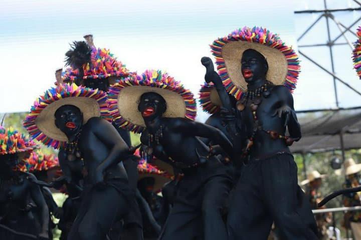 Mezcla de culturas en el Carnaval de Barranquilla Foto Carnaval de Barranquilla
