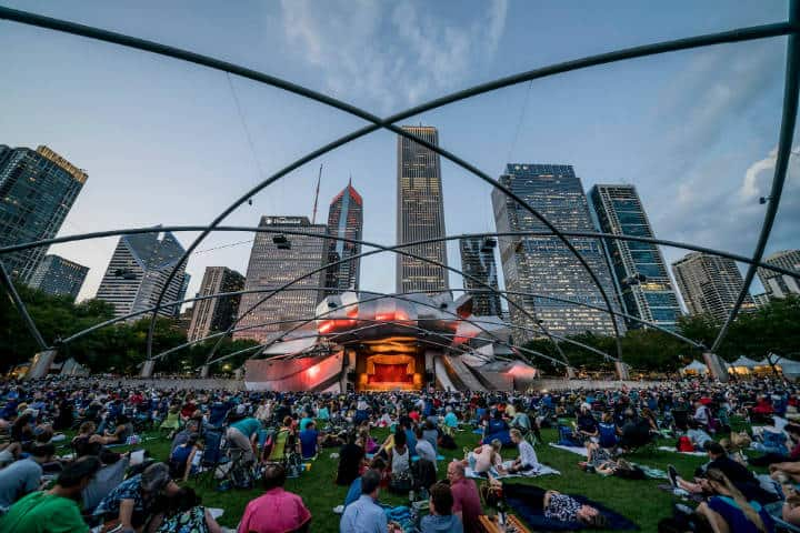 Millennium Park. Chicago. Foto Chicago 10