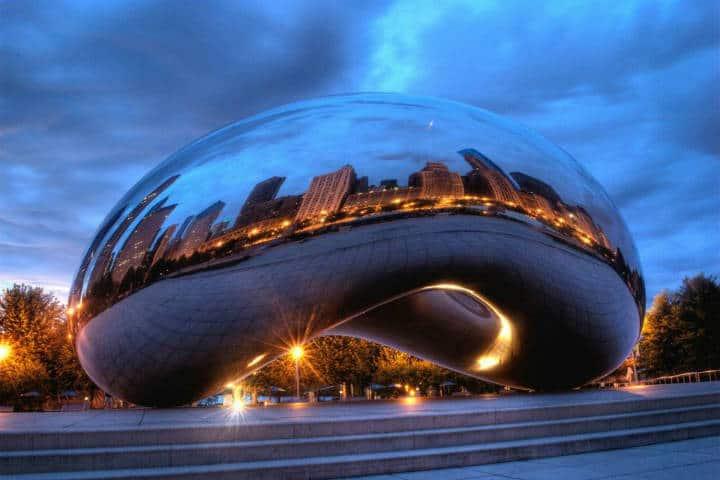 Millennium Park. Chicago. Foto Chicago 4