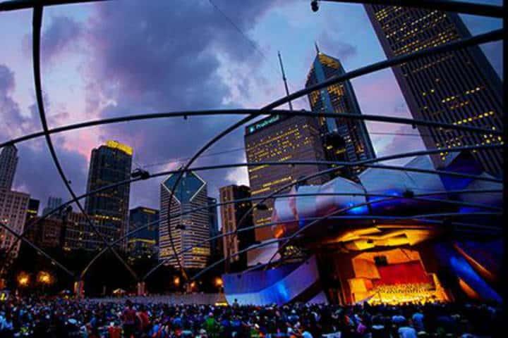 Millennium Park. Chicago. Foto Chicago 5