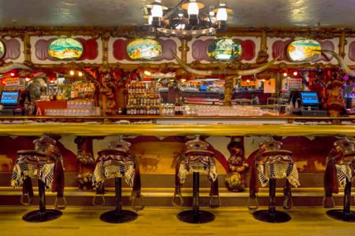 Million Dollar Cowboy Bar Foto MDCB 3