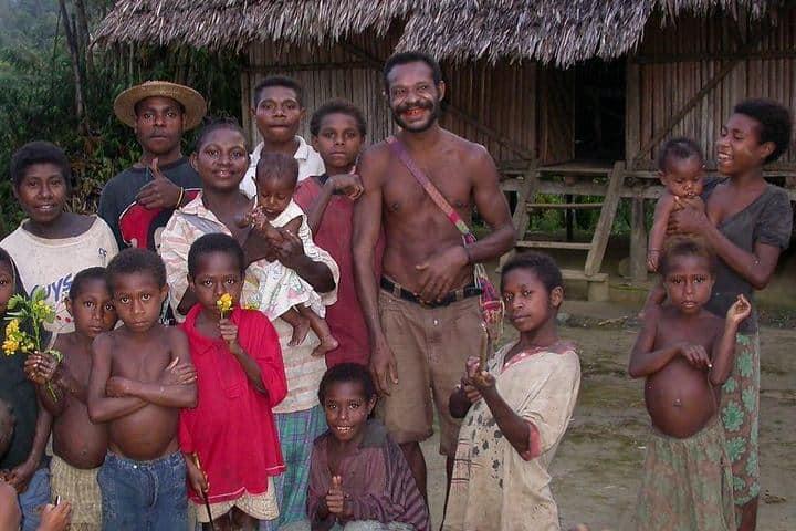 Papúa Nueva Guinea Habitantes