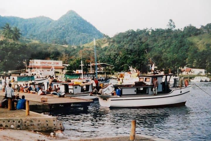 Papúa Nueva Guinea Milne Bay
