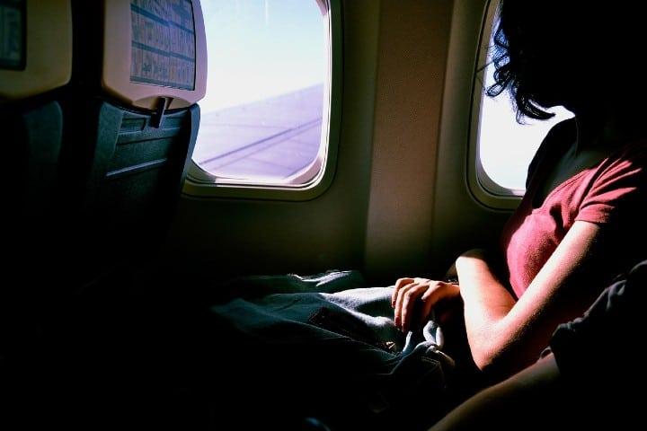 Para algunas personas es mejor viajar en ventanilla. Foto Free Photo