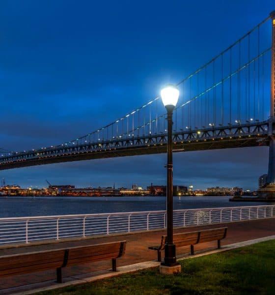 Puente de Filadelfia. Foto Pierre Blaché en Pixabay.