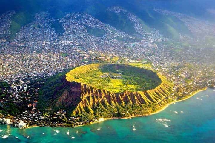 Qué hacer en las Islas Hawaianas, visita la Isla de Oahu. Foto Pinterest.