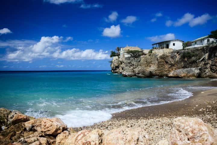 Playa Kalki. Isla Curazao. Foto. Cliff Hellis 6