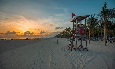 Playa del carmen. Foto: Conor Luddy
