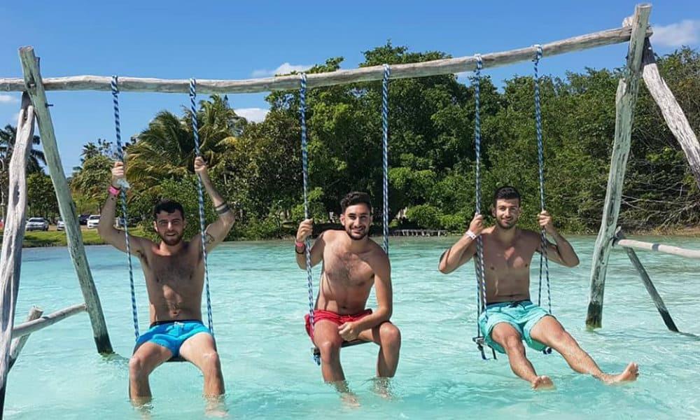 Bacalar. Cancún. Foto. Cancún 3