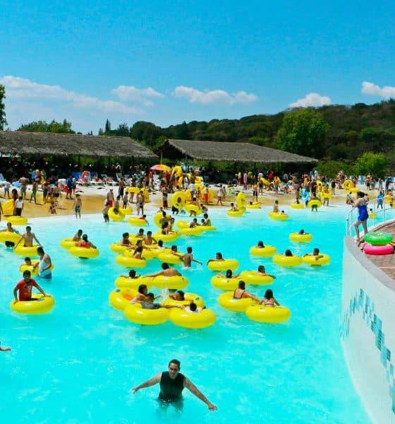 Portada Parque acuatico. Ixtapan de la sal. Foto. Pueblos Magicos 4
