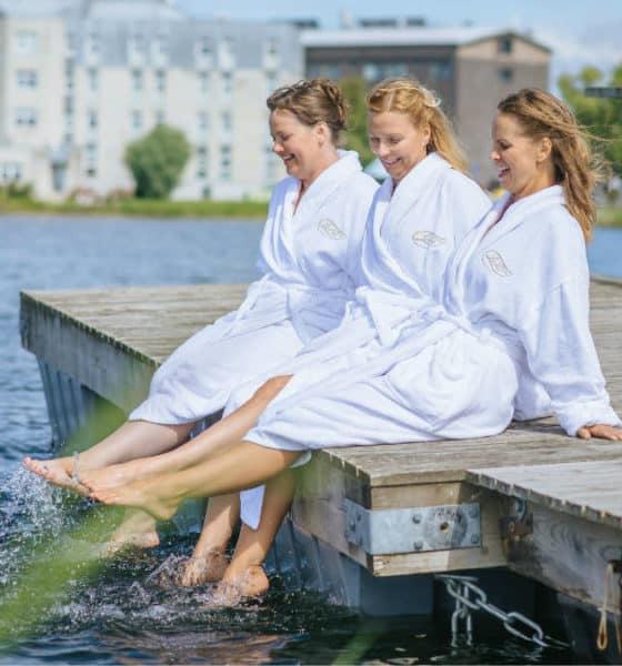 Portada Spa Haapsalu. Estonia. Imagen: Estonian Spas