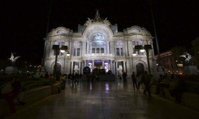 Portada. Palacio de Bellas Artes. Foto Secretaría de Cultura Ciudadana 1