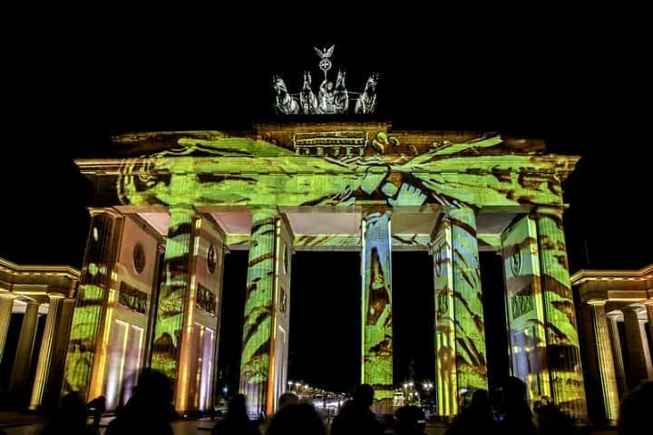 Puerta de Brandemburgo Foto _unknown