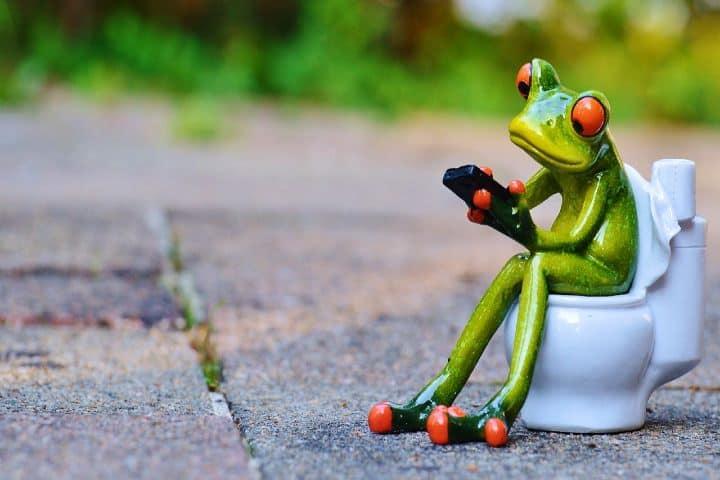 Qué es la diarrea del viajero Foto Alexas_Fotos