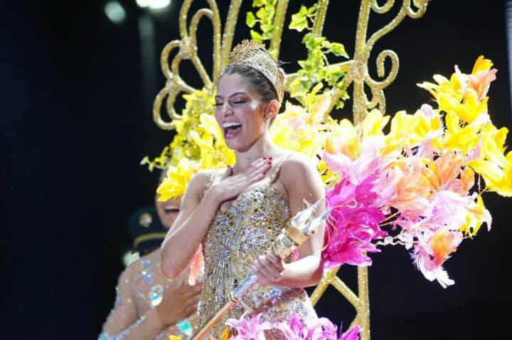 Reina del Carnaval de Barranquilla Foto Carnaval de Barranquilla