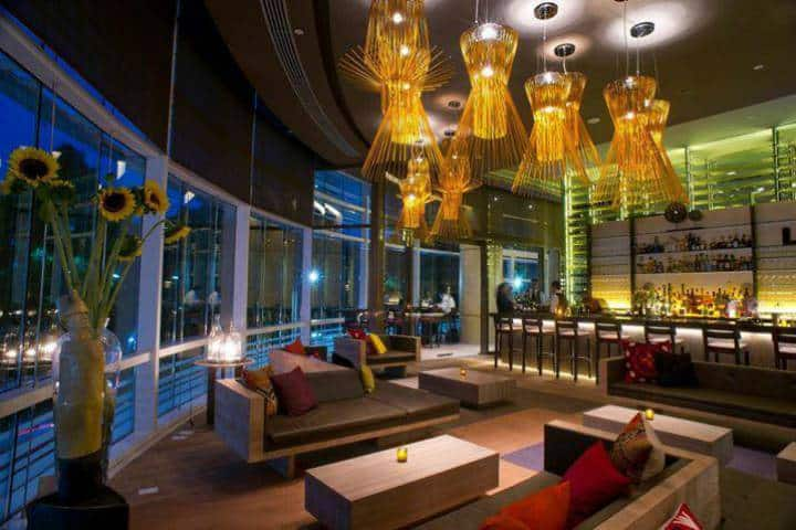 Restaurante JG Reforma. CDMX. Foto. TravelSPA 1