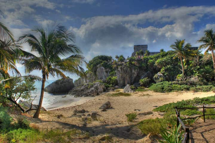 Ruinas de Tulum.Quintana Roo. Foto. FanPage 1