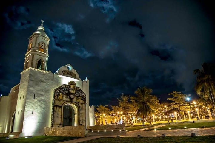 San Román Campeche. Foto: Viajes Girotondo Feria del Cristo Negro en Campeche