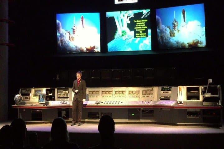 Space Center Houston Foto YouTube
