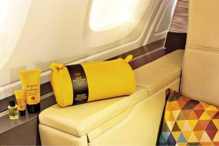 Su kit de amenidades te encantará Foto Travel Advisors Guild