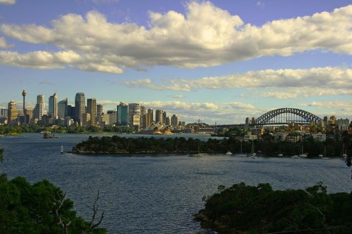 Sydney Australia. Foto: Mattia Reali Featherdale Wildlife Park Australia