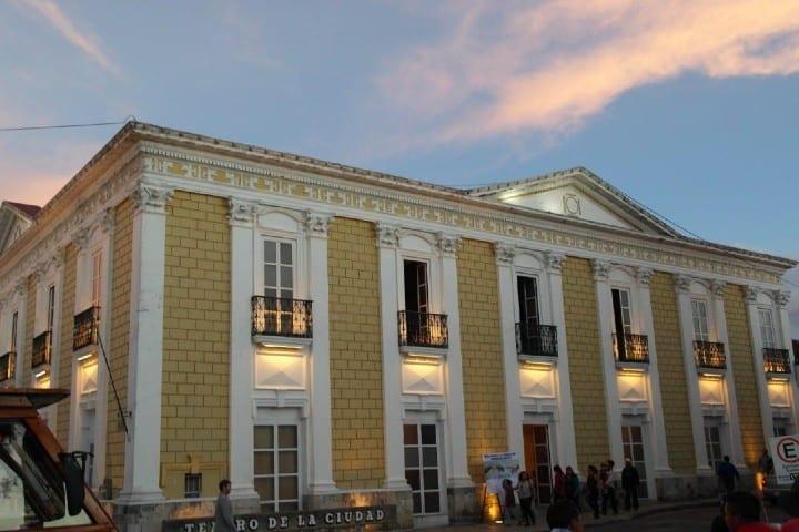 Teatro de la Ciudad Junchavín. Foto: COINTEEM