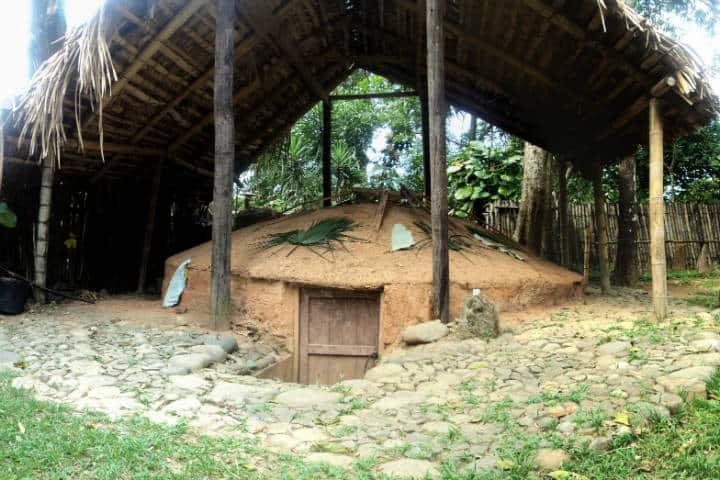 Temazcal en Finca Argovia. Tapachula Chiapas. Foto Archivo 3