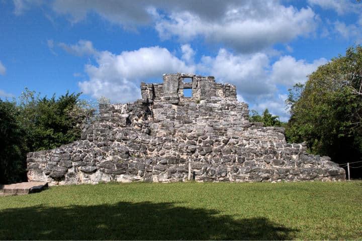 Templo de la Diosa Ixchel Foto Greelane
