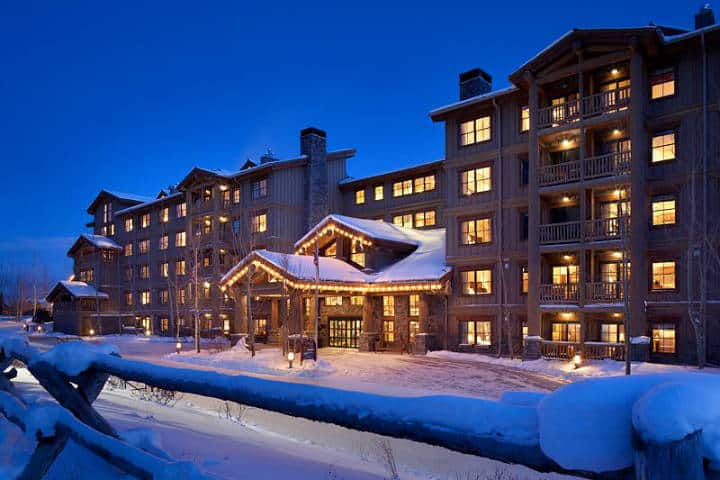 Teton Mountain Lodge & Spa
