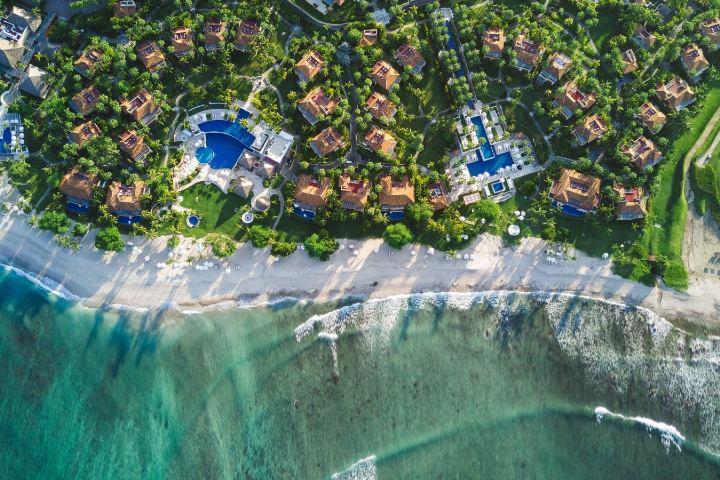 The St. Regis Punta Mita Resort. Foto: The St. Regis Punta Mita Resort