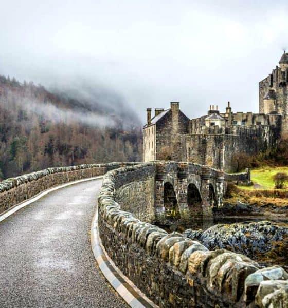 Paisajes de Escocia. Foto Tienda Moto.